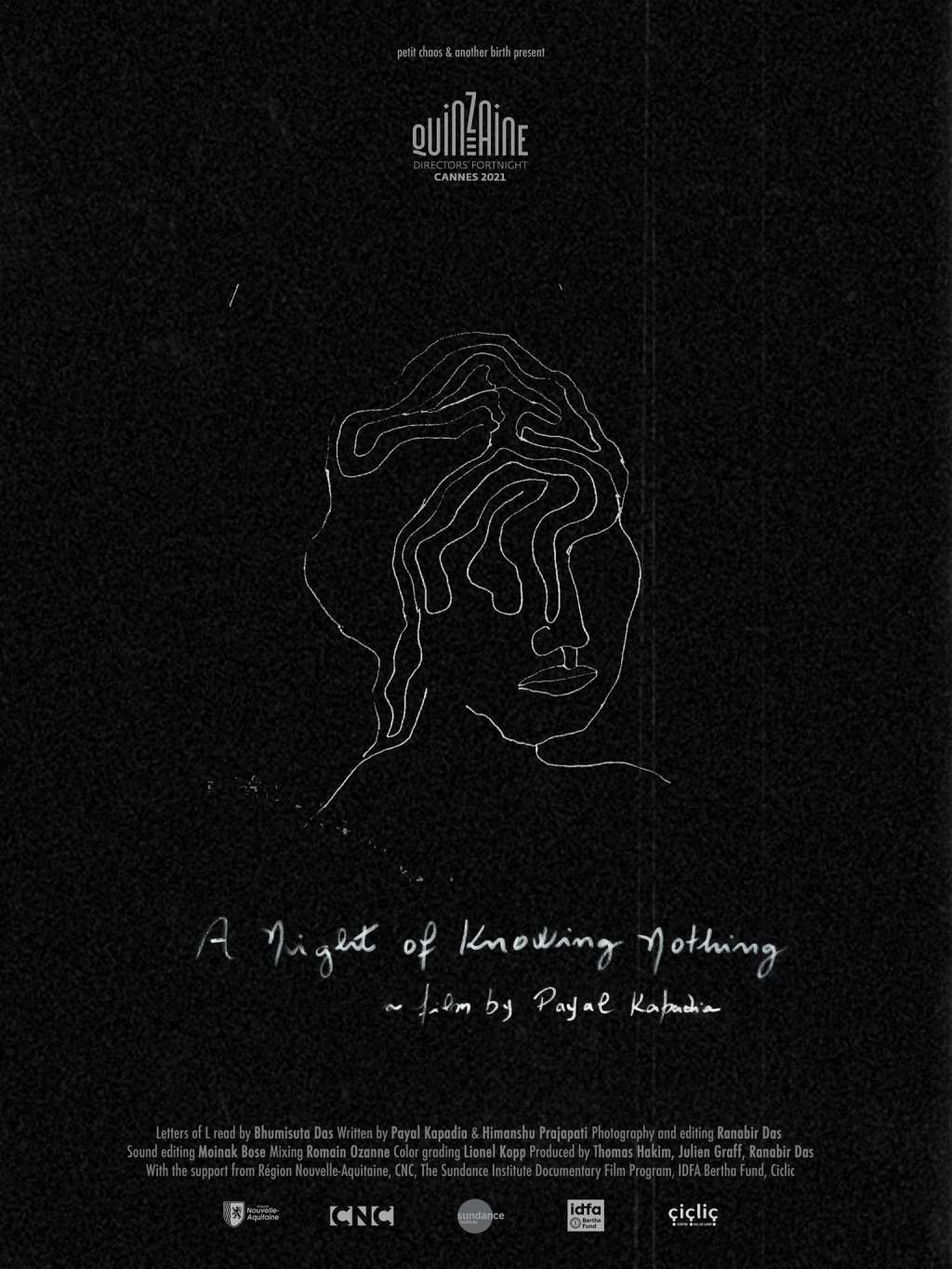 A Night of Knowing Nothing kapak