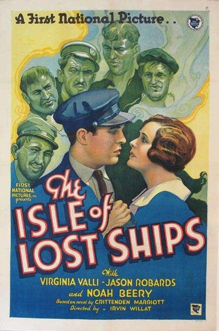 The Isle of Lost Ships kapak