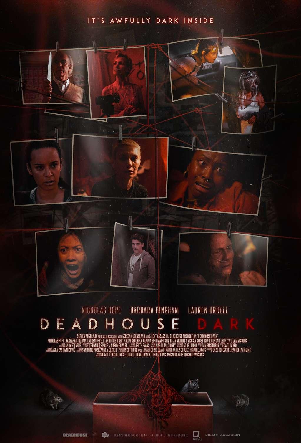 Deadhouse Dark kapak