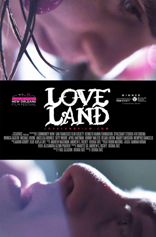 Love Land kapak