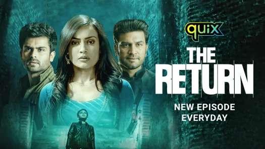 The Return kapak