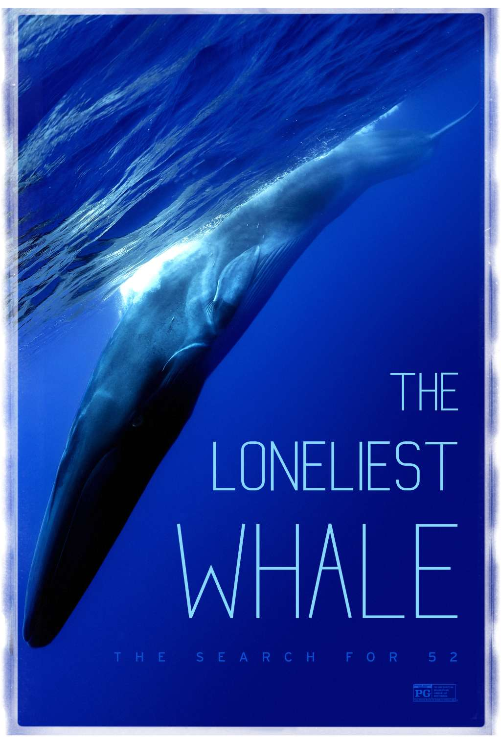 The Loneliest Whale: The Search for 52 kapak
