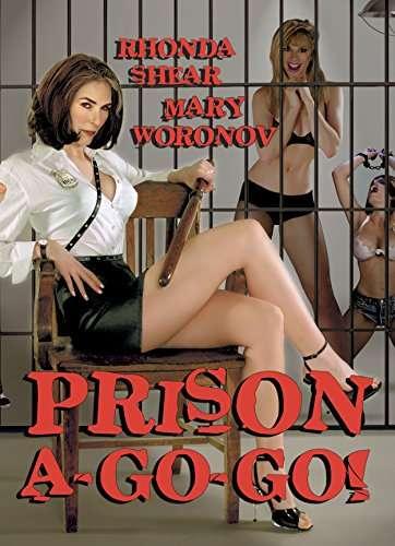 Prison-a-Go-Go! kapak