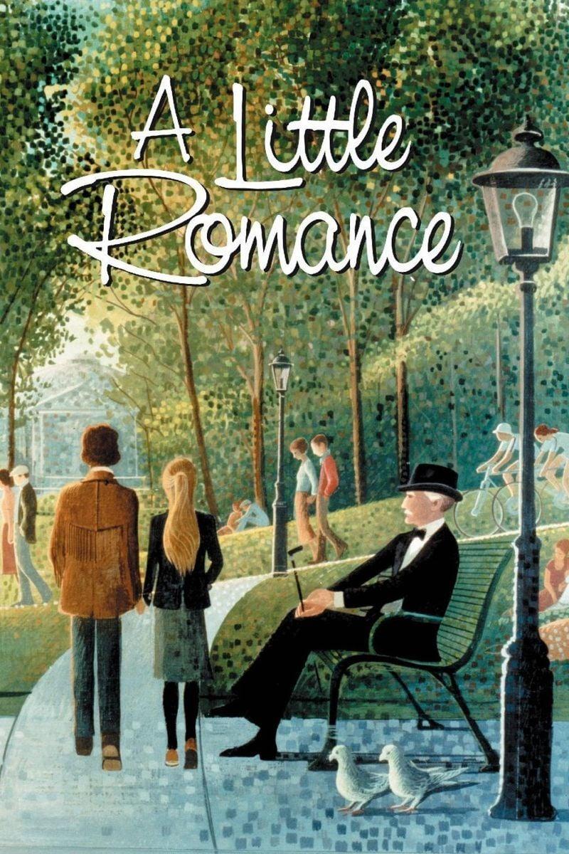 A Little Romance kapak