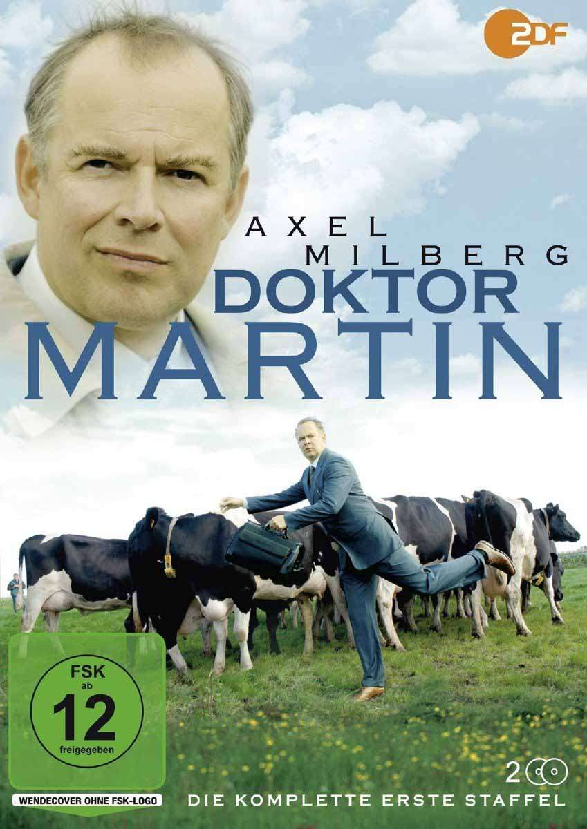 Doktor Martin kapak