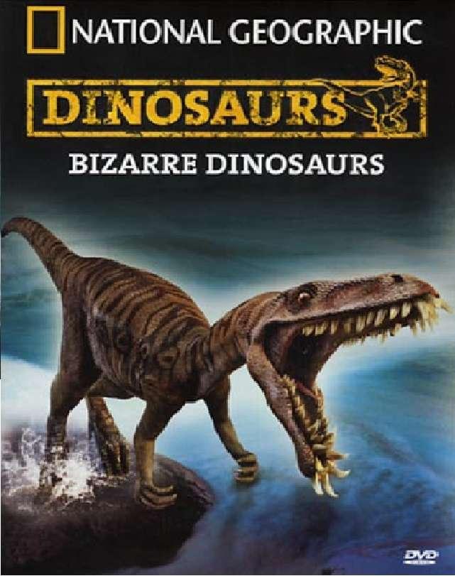 Bizarre Dinosaurs kapak