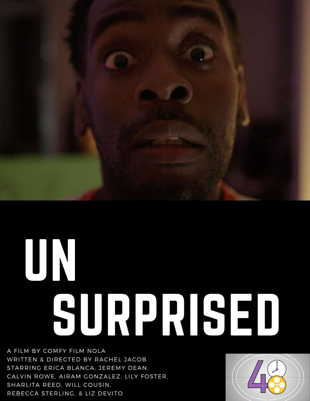 UnSurprised kapak