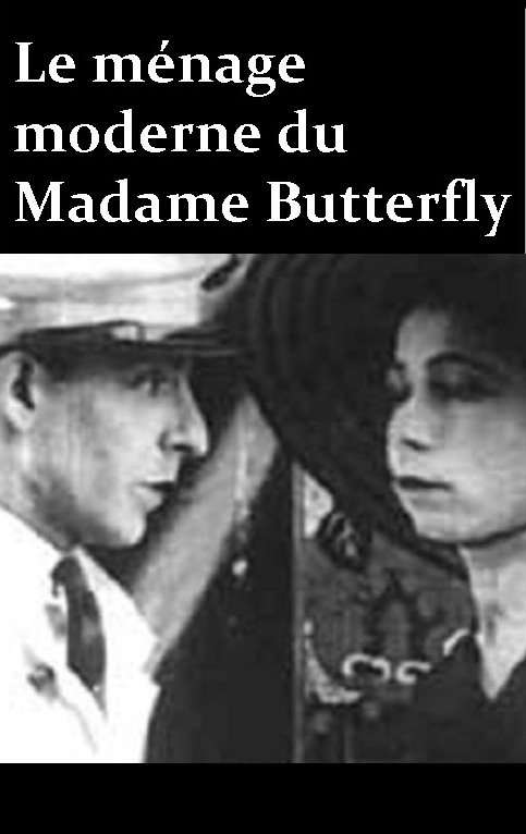 Le ménage moderne de Madame Butterfly kapak