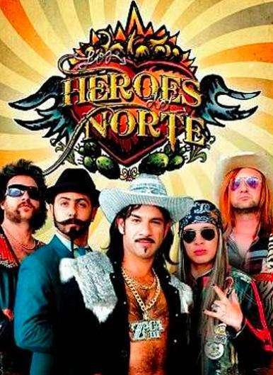 Los héroes del norte kapak