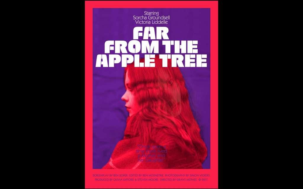 Far from the Apple Tree kapak