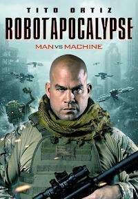 Robot Apocalypse kapak