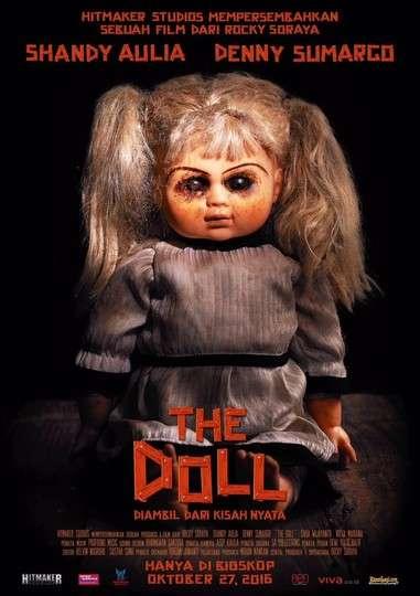 The Doll kapak