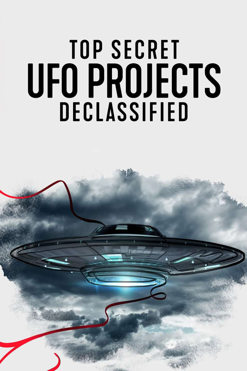 Top Secret UFO Projects: Declassified kapak