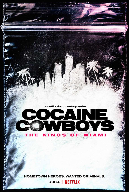 Cocaine Cowboys: The Kings of Miami kapak