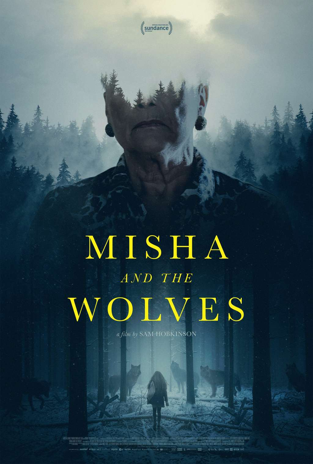 Misha and the Wolves kapak