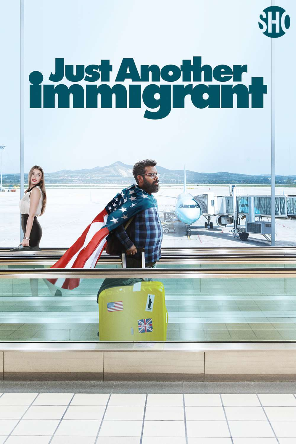 Just Another Immigrant kapak
