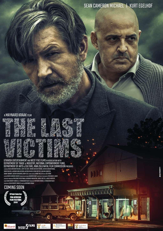 The Last Victims kapak