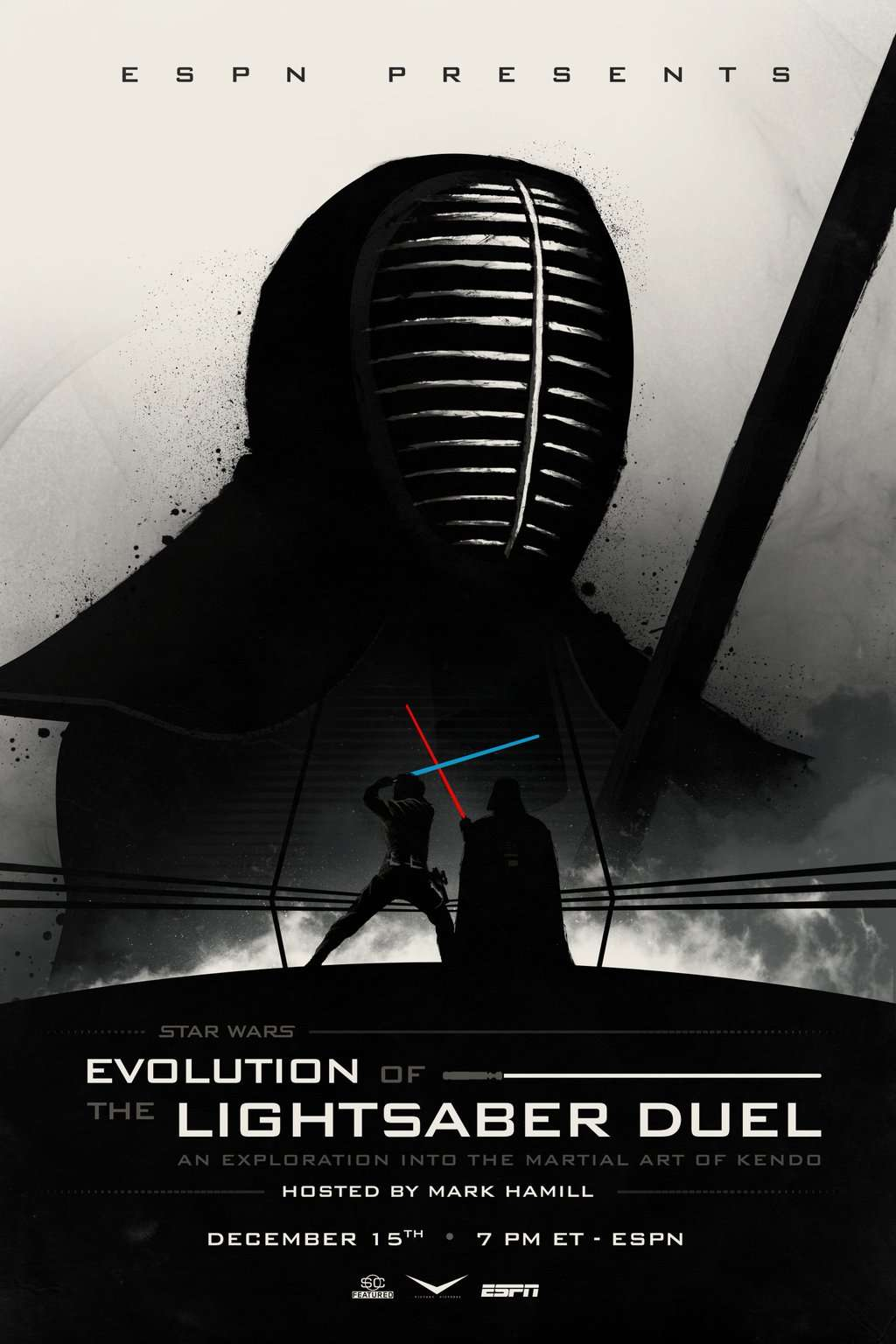 Star Wars: Evolution of the Lightsaber Duel kapak