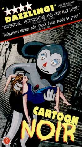 Cartoon Noir kapak