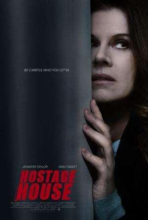 Hostage House kapak