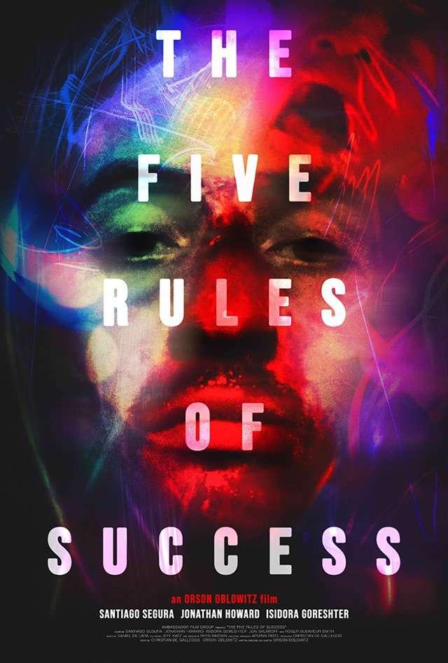 The Five Rules of Success kapak