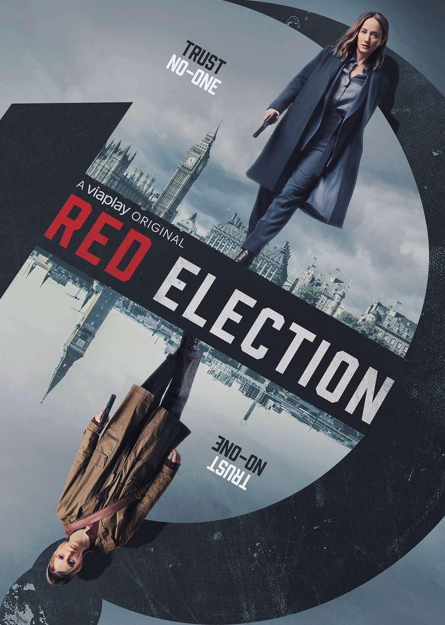 Red Election kapak