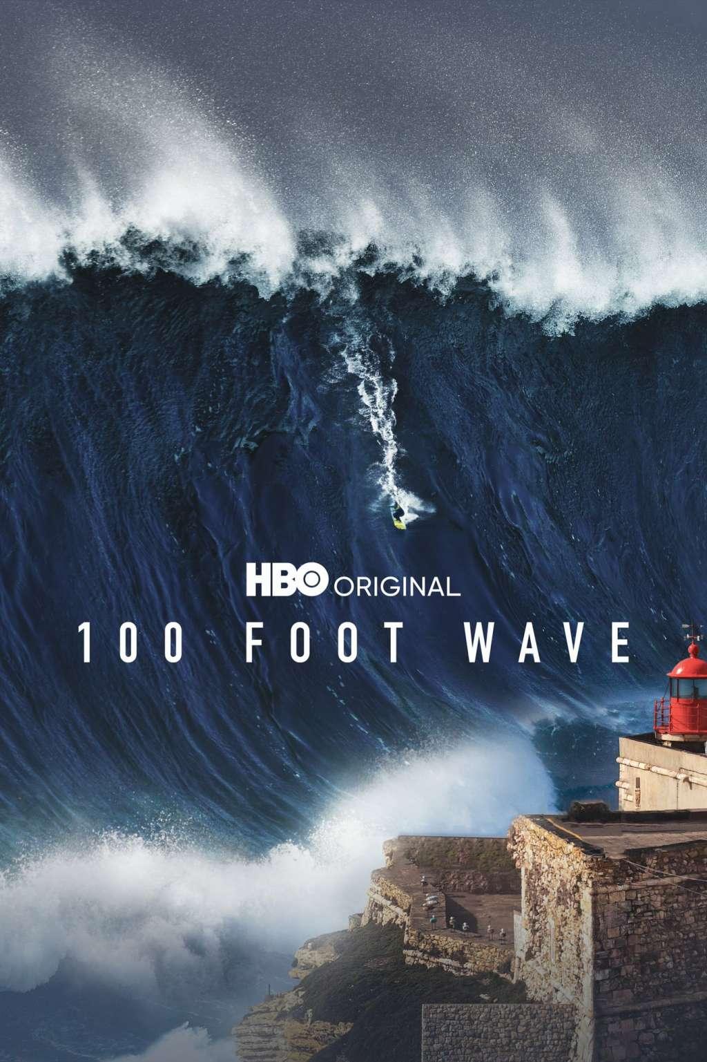 100 Foot Wave kapak