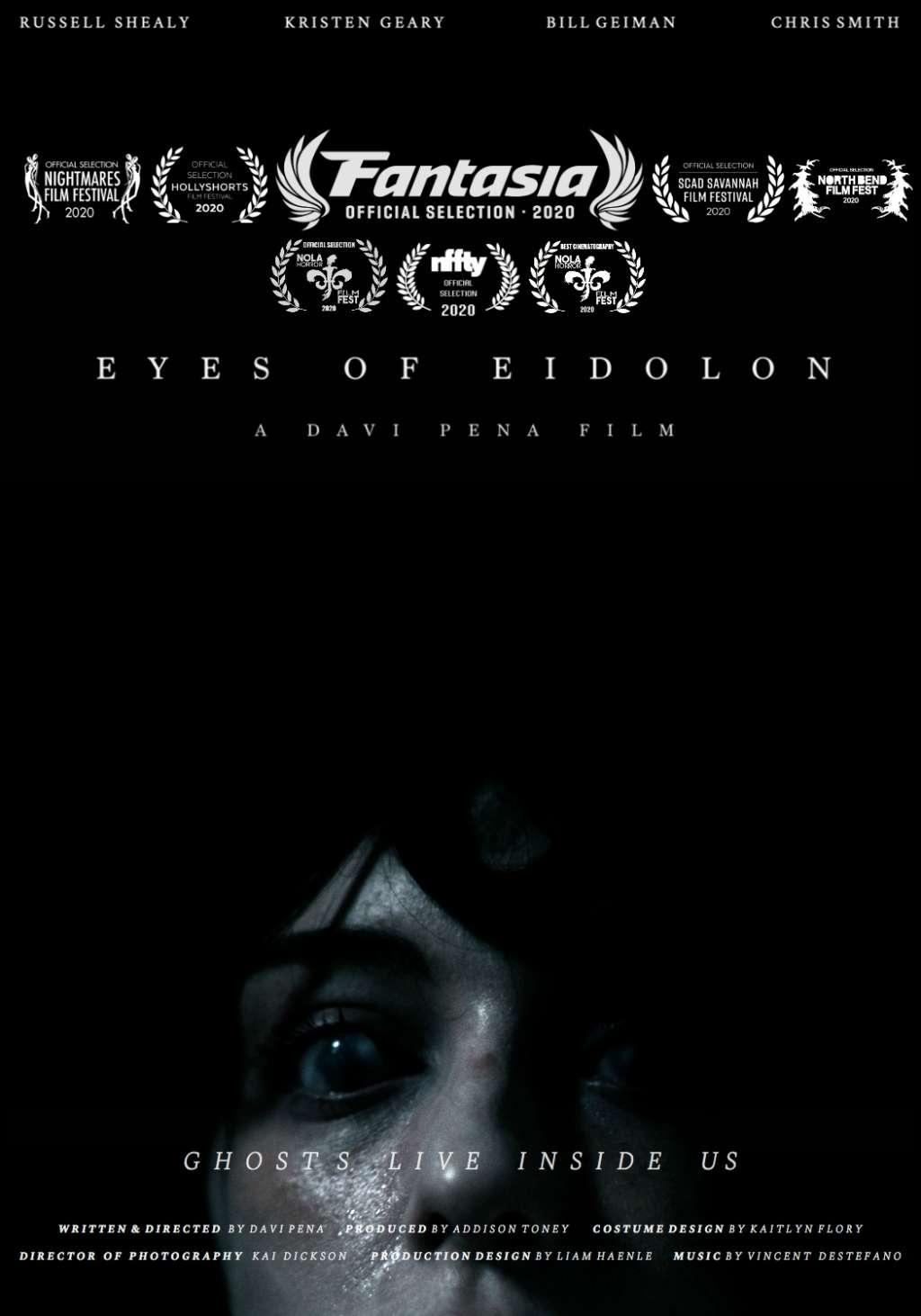 Eyes of Eidolon kapak