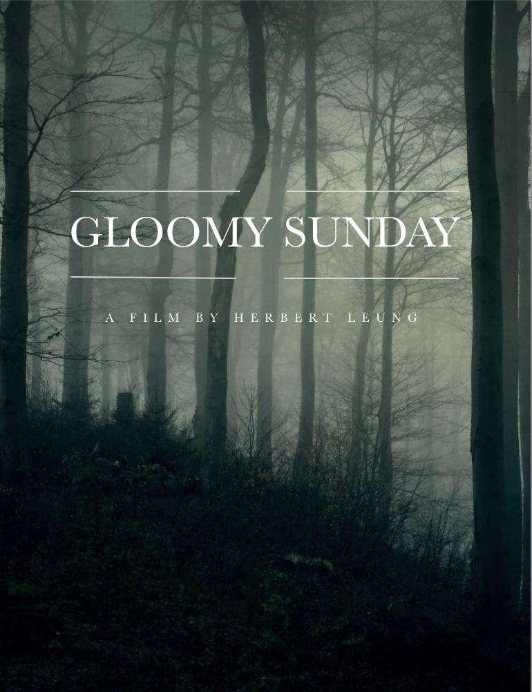 Gloomy Sunday kapak