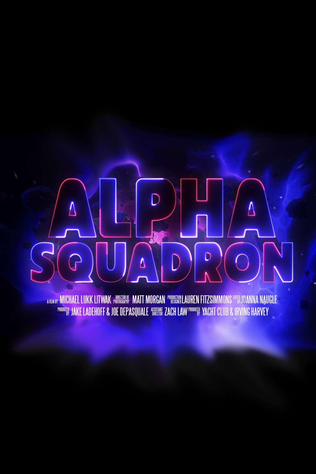 Alpha Squadron kapak