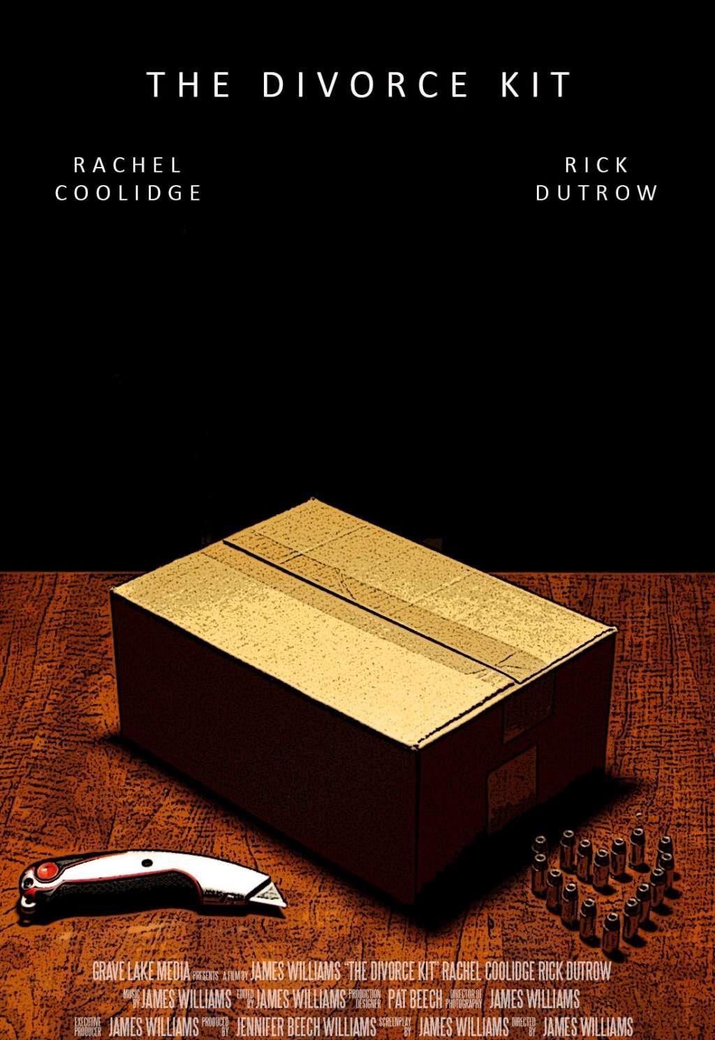 The Divorce Kit kapak