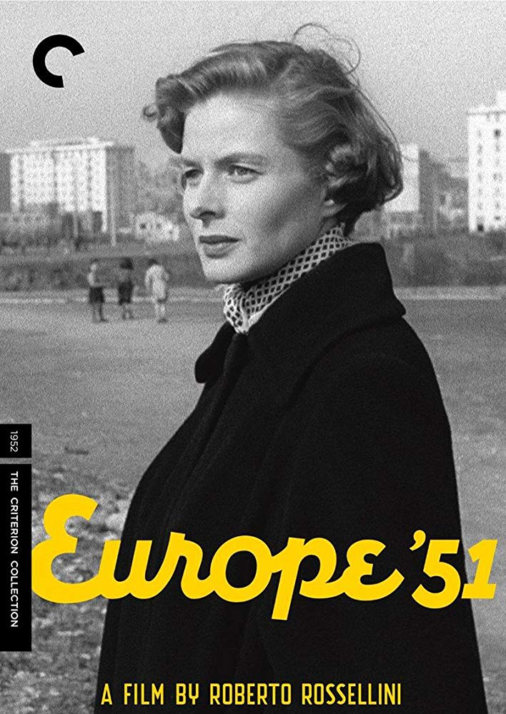 Europa '51 kapak