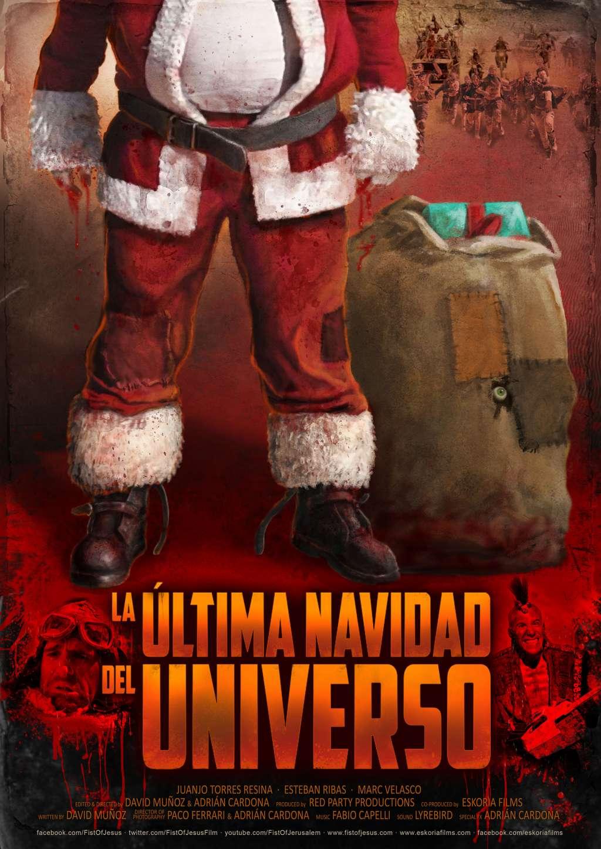 La última navidad del universo kapak