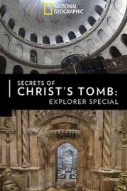 The Secret of Christ's Tomb kapak