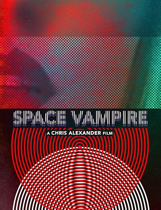 Space Vampire kapak