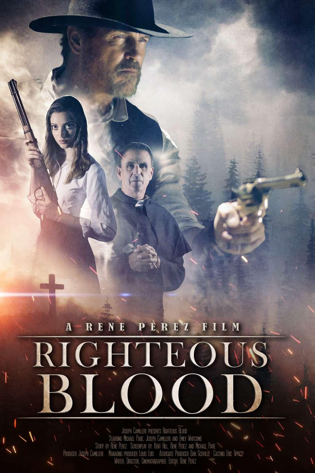 Righteous Blood kapak