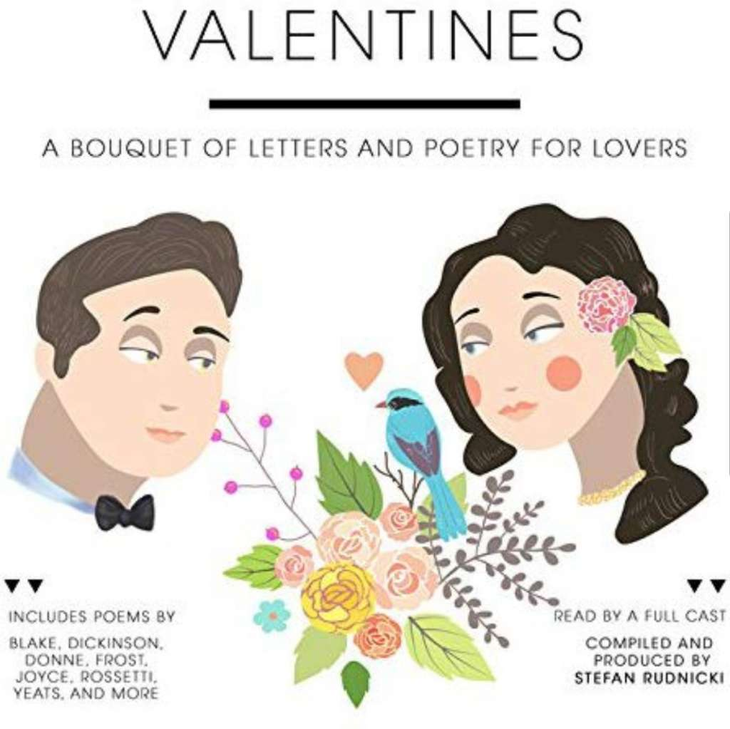 Valentines. A Bouquet of Letters and Poetry of Lovers kapak