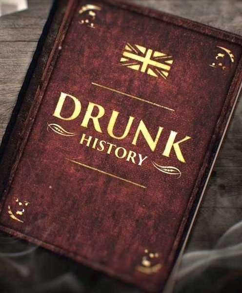 Drunk History: UK kapak