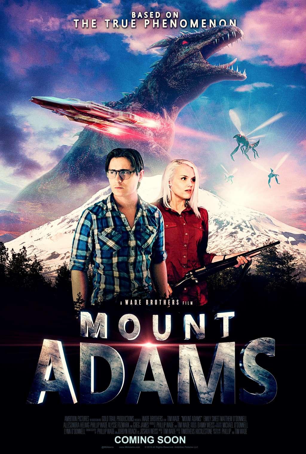 Mount Adams kapak
