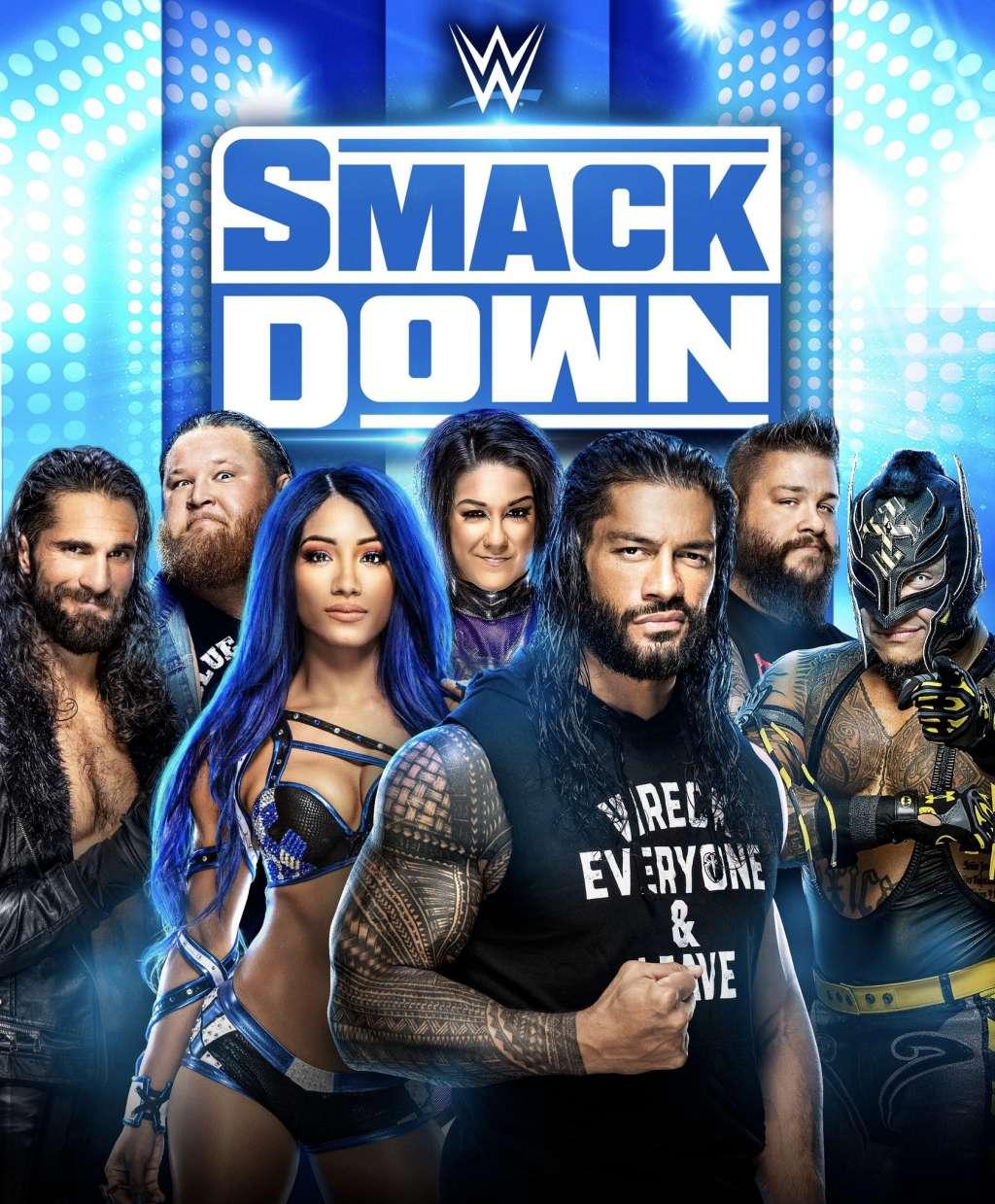 WWE Smackdown! kapak