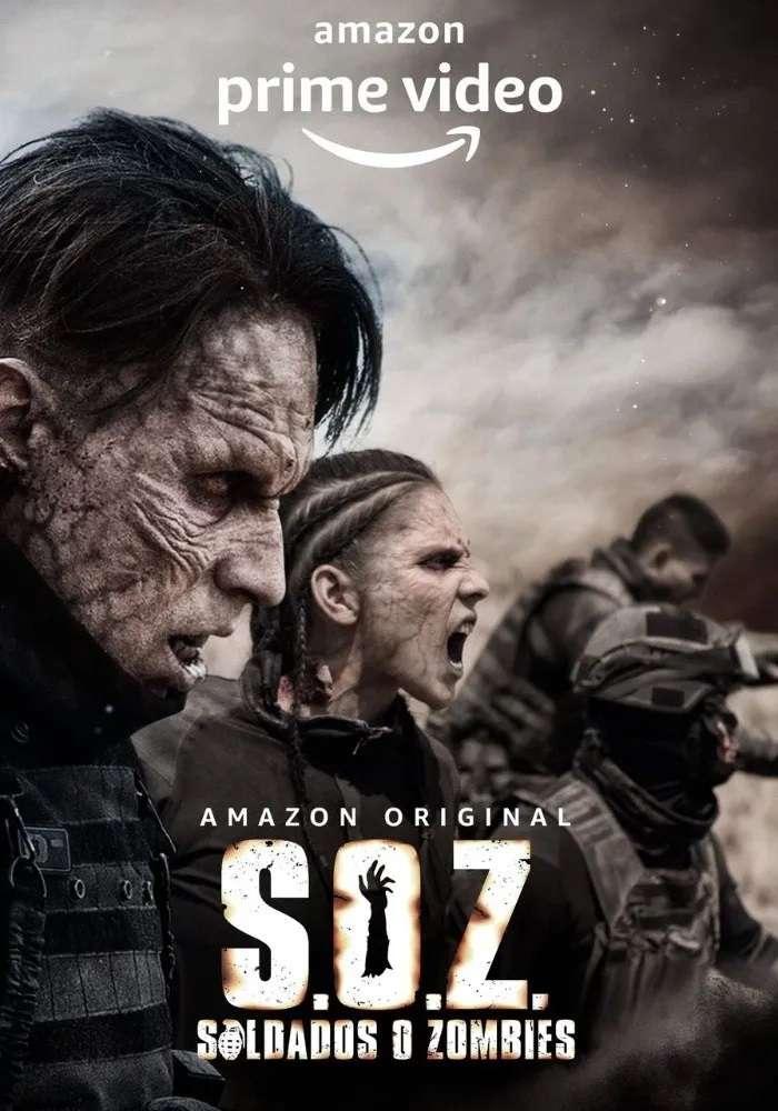 S.O.Z: Soldados o Zombies kapak