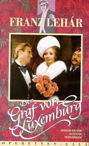 Der Graf von Luxemburg kapak