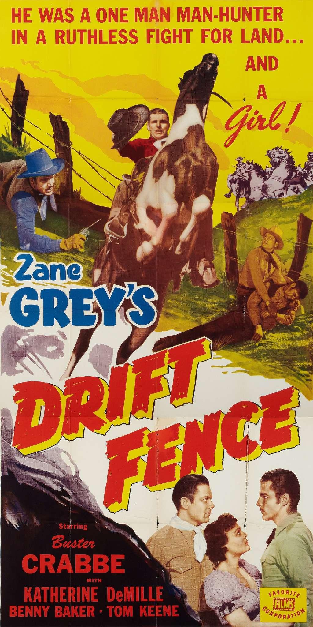 Drift Fence kapak
