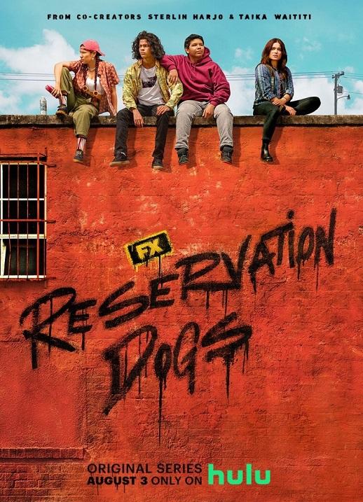 Reservation Dogs kapak