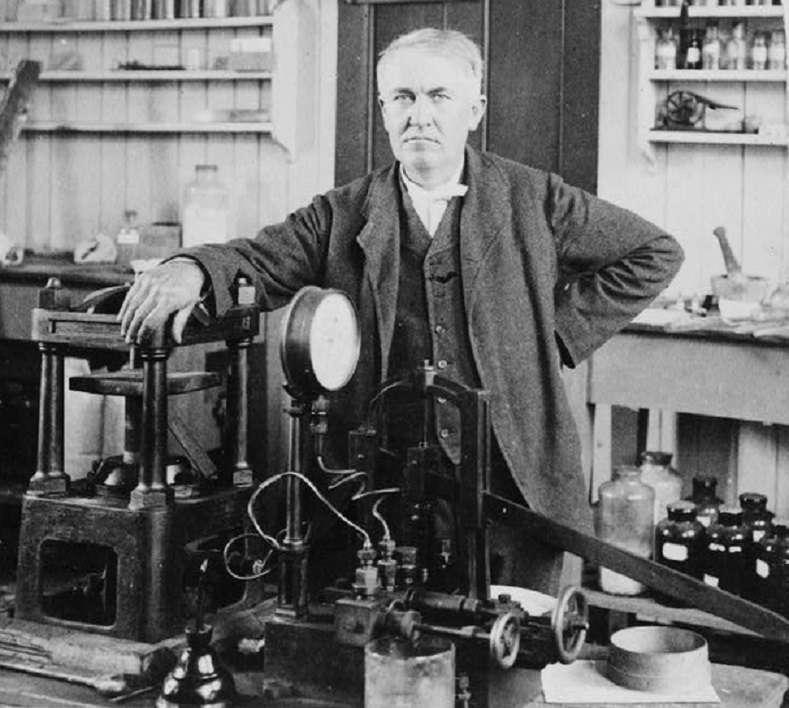 Edison Kinetoscope Records: Annie Oakley kapak