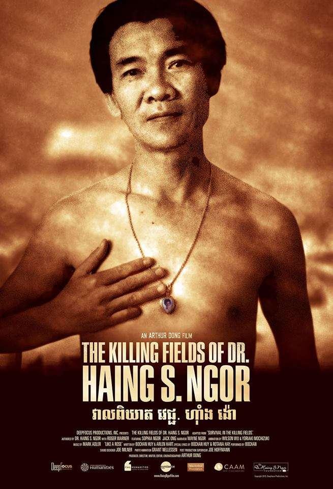 The Killing Fields of Dr. Haing S. Ngor kapak