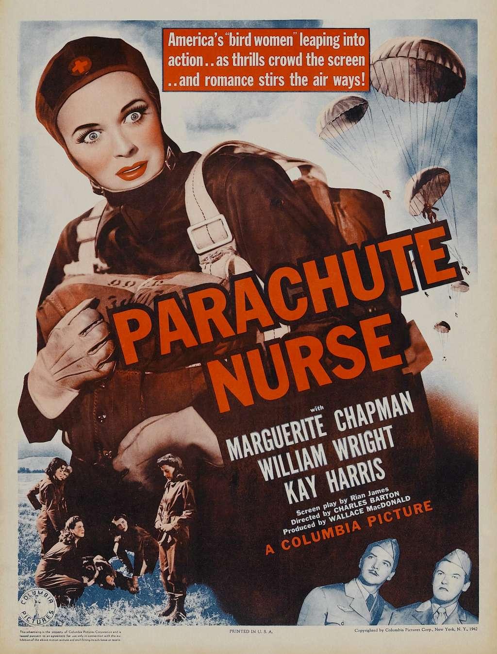 Parachute Nurse kapak