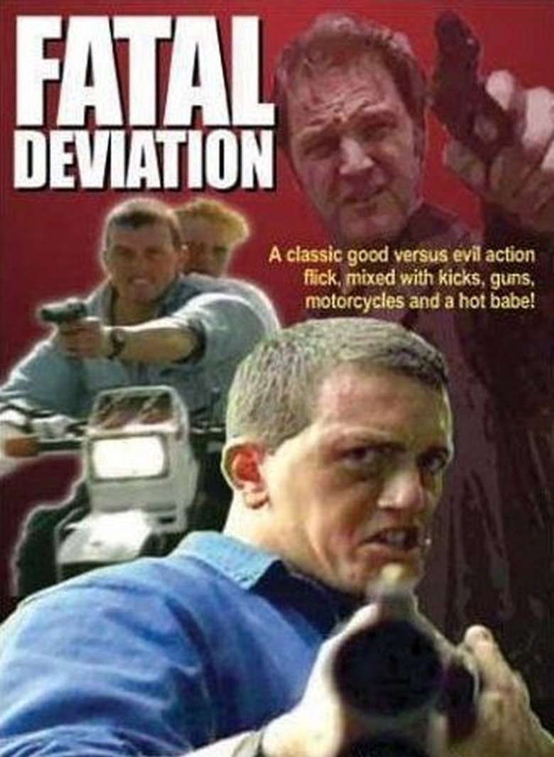 Fatal Deviation kapak