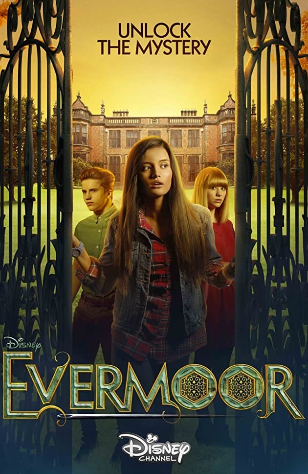 The Evermoor Chronicles kapak