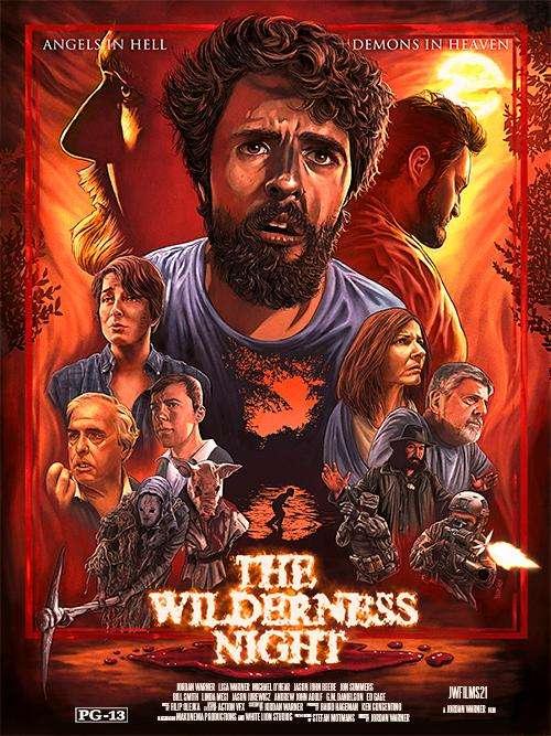The Wilderness Night kapak